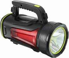 500W Lampe de Poche Rechargeable Etanche Torche