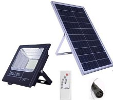 500W lumière LED solaire étanche extérieure