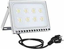 50W Projecteur LED Extérieur, Sararoom IP65 Spot