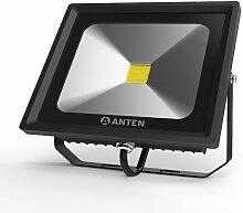 50W Projecteur LED Extérieur Spot LED Ultra-Mince