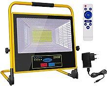 50W Projecteur LED Rechargeable Projecteur