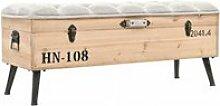 ��5619Luxueux Magnifique-Coffre de Rangement