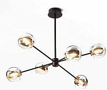6 Lumière Réglable Suspension Satellite