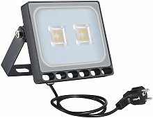 6 PCS 10W 6ème génération de lampadaire