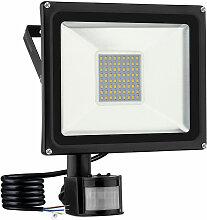 6 PCS 50W Projecteur LED SMD Lampe Extérieure Mit