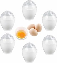 6 Pièces Pocheuse Oeuf Easy Egg Cooker pocheuses