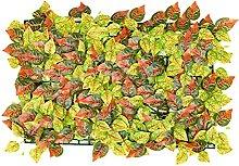 60x40cm Haie Artificielle Plante Panneau de Mur