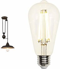 63632 Luminaire suspendu d'intérieur à une