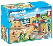 70087 playmobil grand camping 70087
