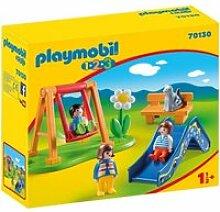 70130 playmobil parc de jeux 70130