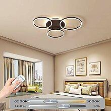 70W Élégant LED Plafonnier Chambre à Coucher