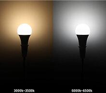 7W Ampoules Led E27 Ampoules A Economie