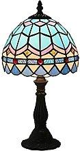 8 pouces Baroque Luxe Art Lampes de bureau Lampe