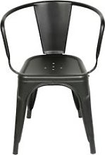 8 x chaise de salle à manger hombuy industriel