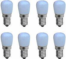 8pcs 1W LED photophores, LED lumineux