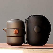 9.5 * 7.5cm théière en céramique couvercle bol