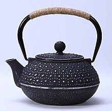 900 ml de thé en fonte Théière Théière