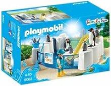 9062 playmobil bassin de manchots 9062