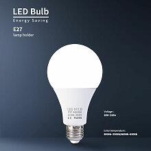 9W E27 Ampoules A Economie D'Energie Lumiere