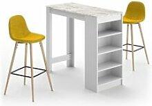 A-COCOON ensemble table et chaises