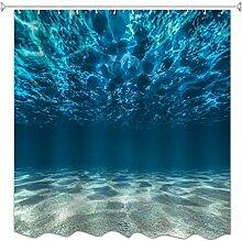 A.Monamour Profondément dans L'Océan Bleu