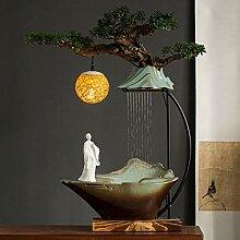 A Zen Fontaine,intérieur Caractéristique De
