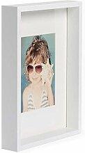 A4, 21 x 30 cm Box Cadre Photo avec Passe-Partout