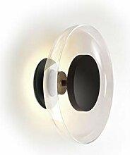 A676-001 Lampe Murale Ronde LED 8,5 W avec