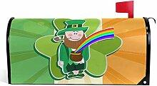 AAAshorts Joli drapeau irlandais trèfle