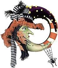 AACXRCR Guirlande d'halloween for la Porte