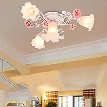 AAZX Plafonnier élégant style maison de campagne