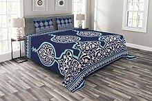ABAKUHAUS marocain Couvre-Lit, Mystic Style
