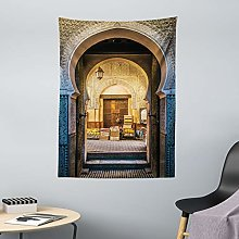 ABAKUHAUS marocain Tapisserie, Motif marocain de,