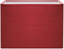 Abat-jour carré en tissu - Abat-jour en coton -