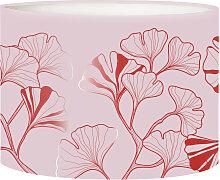 Abat-jour chevet Iris Rose Poudré D 25 x H 20
