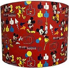 Abat-jour club mickey Mouse 8 pouces design enfant