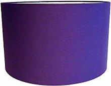 Abat-jour de couleur violet, moderne