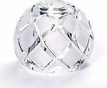 Abat-jour en verre de rechange en forme de boule