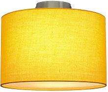 Abat-jour jaune 30cm - FENDA