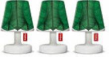 Abat-jour Mini Cappie / Set de 3 - Pour lampes