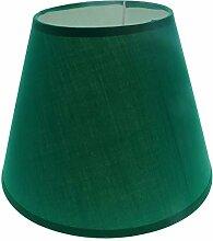Abat-jour moderne en tissu pour ampoule E27/E14
