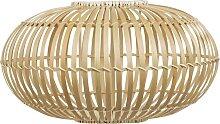 Abat-jour pour suspension en bambou D40