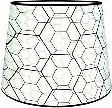 Abat-jours 7111301939616 Conique Karo Lampe de