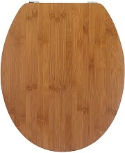 Abattant wc Bamboo nature - Wirquin