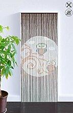 ABC Home Living Rideau en Bambou - Séparateur de