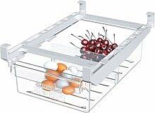 Abcidubxc Boîte De Rangement pour Réfrigérateur
