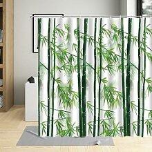 Abstrait printemps vert feuilles bambou motif