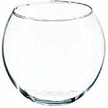 AC-Déco Vase en Forme De Boule - D 15 X H 15 Cm -