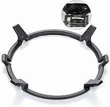 Accessoires anneau de fixation wok en fonte,