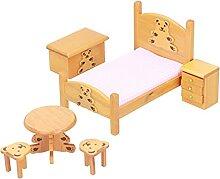 Accessoires de maison de poupée, meubles de